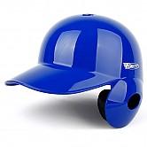 브렛 프로 헬멧 (유광 청색) 좌귀/우타