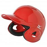[2HA188] 미즈노 헬멧 (적색) 양귀