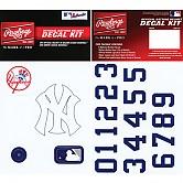 [뉴욕 양키스] MLB 헬멧 스티커 데칼 키트
