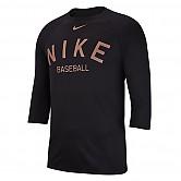 [8262] 나이키 DRY 티셔츠 (검정) 7부