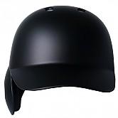 BMC 2020 경량 헬멧 (무광 검정) 우귀/좌타자