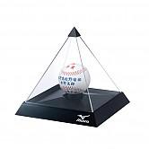 [320] MIZUNO 피라미드 공 장식품