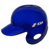 SSK 초경량 헬멧 (유광 청색) 좌귀/우타