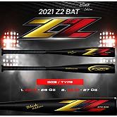[Z2] 스톰 2021 카본배트 (검정)