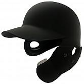엑스필더 초경량 헬멧 (무광 검정) 양귀 + 검투사 탈부착 XL