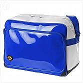 [411-0102] 데상트 개인가방 (청색)