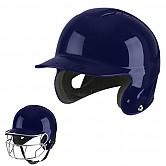 BMC 유소년 안면 보호 헬멧 (남색)