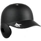 BMC 경량 헬멧 (무광 검정) 우귀/좌타자