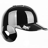 BMC 경량 헬멧 (유광 검정) 우귀/좌타자