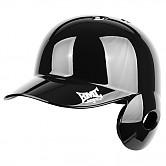 BMC 경량 헬멧 (유광 검정) 좌귀/우타자