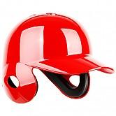 BMC 경량 헬멧 (유광 적색) 양귀