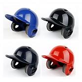 브렛 아동 타자 헬멧 (유광) 양귀 턱끈포함